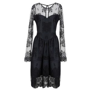 NWT ANIYE BY beautiful black dress